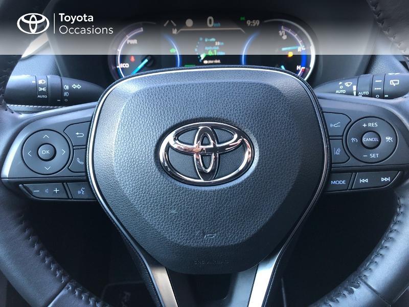 Photo 13 de l'offre de TOYOTA RAV4 Hybride 218ch Dynamic 2WD à 31980€ chez Altis - Toyota Vannes
