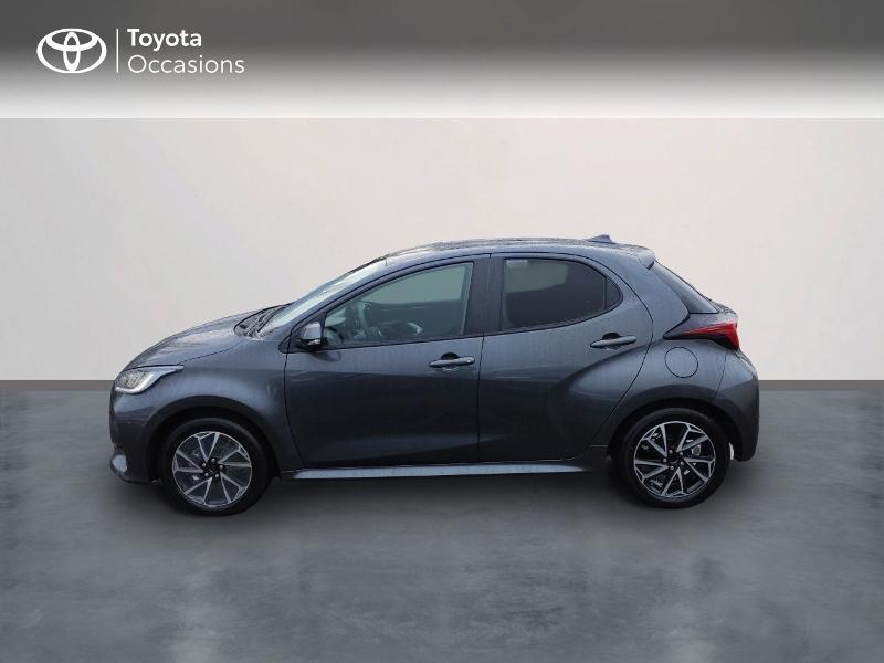 Photo 3 de l'offre de TOYOTA Yaris 120 VVT-i Design 5p à 17990€ chez Altis - Toyota Vannes