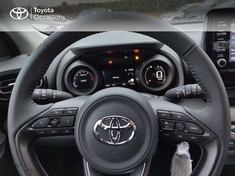Photo 13 de l'offre de TOYOTA Yaris 120 VVT-i Design 5p à 17990€ chez Altis - Toyota Vannes