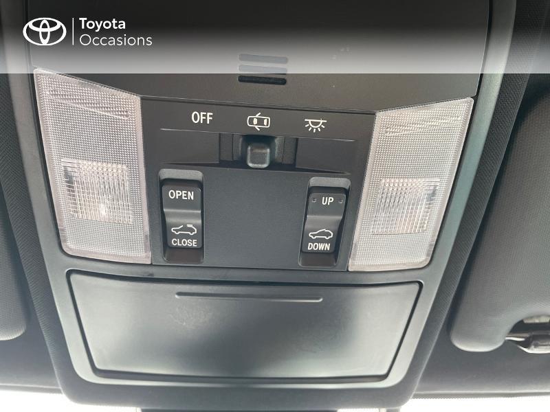 Photo 21 de l'offre de TOYOTA RAV4 197 Hybride Collection 2WD CVT à 27880€ chez Altis - Toyota Vannes