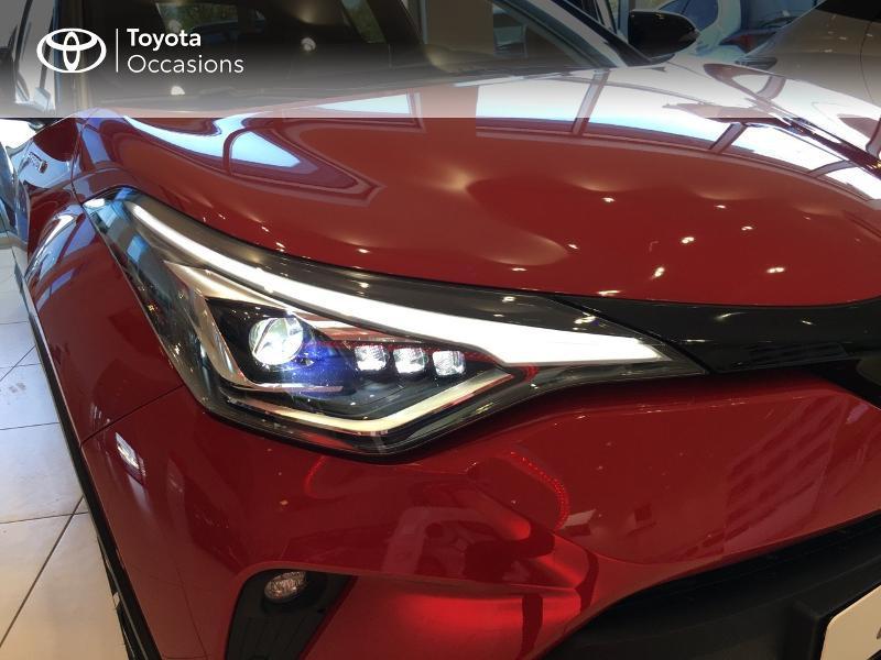 Photo 24 de l'offre de TOYOTA C-HR 184h Collection 2WD E-CVT MY20 à 35490€ chez Altis - Toyota Vannes