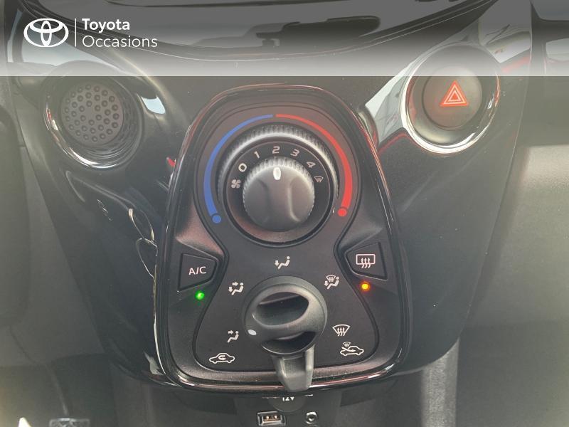Photo 22 de l'offre de TOYOTA Aygo 1.0 VVT-i 69ch x-cite 4 5p à 9880€ chez Altis - Toyota Vannes