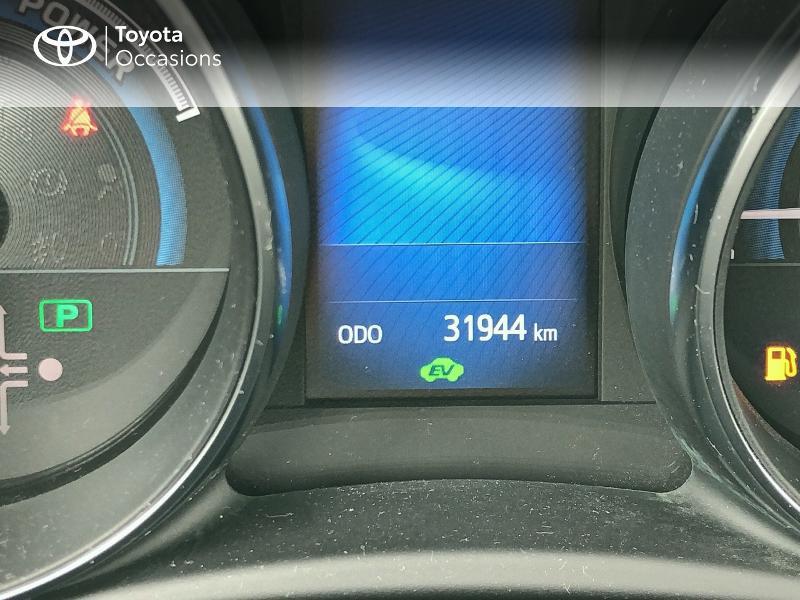 Photo 14 de l'offre de TOYOTA Auris HSD 136h Design RC18 à 18990€ chez Altis - Toyota Vannes