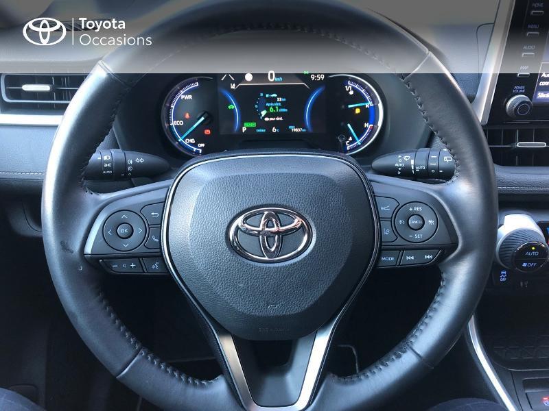 Photo 9 de l'offre de TOYOTA RAV4 Hybride 218ch Dynamic 2WD à 31980€ chez Altis - Toyota Vannes
