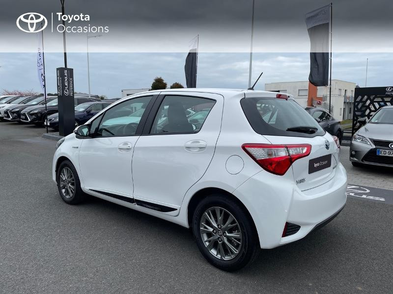 Photo 25 de l'offre de TOYOTA Yaris 100h Dynamic 5p à 15980€ chez Altis - Toyota Vannes
