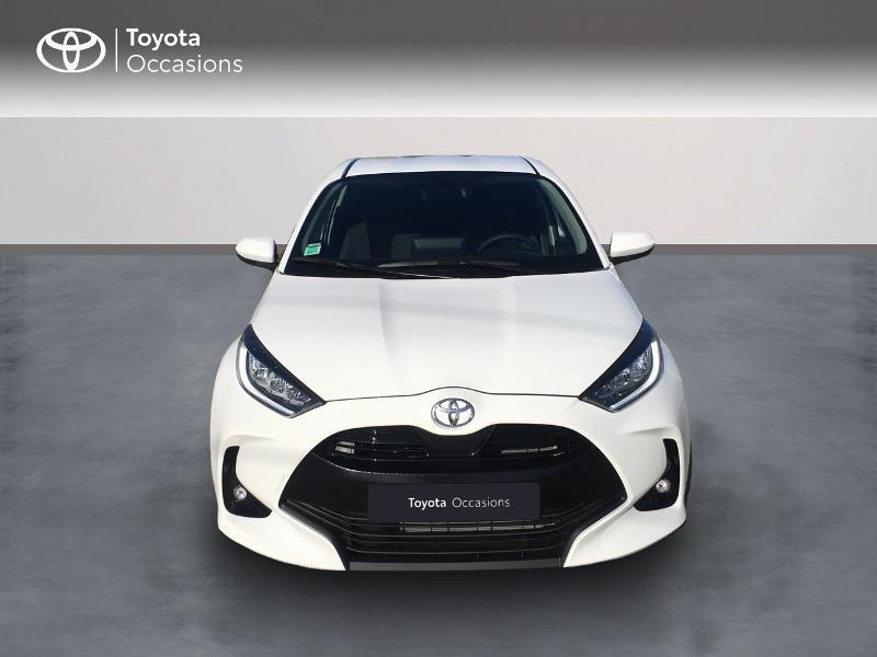 Photo 5 de l'offre de TOYOTA Yaris 70 VVT-i Design 5p à 19250€ chez Altis - Toyota Vannes