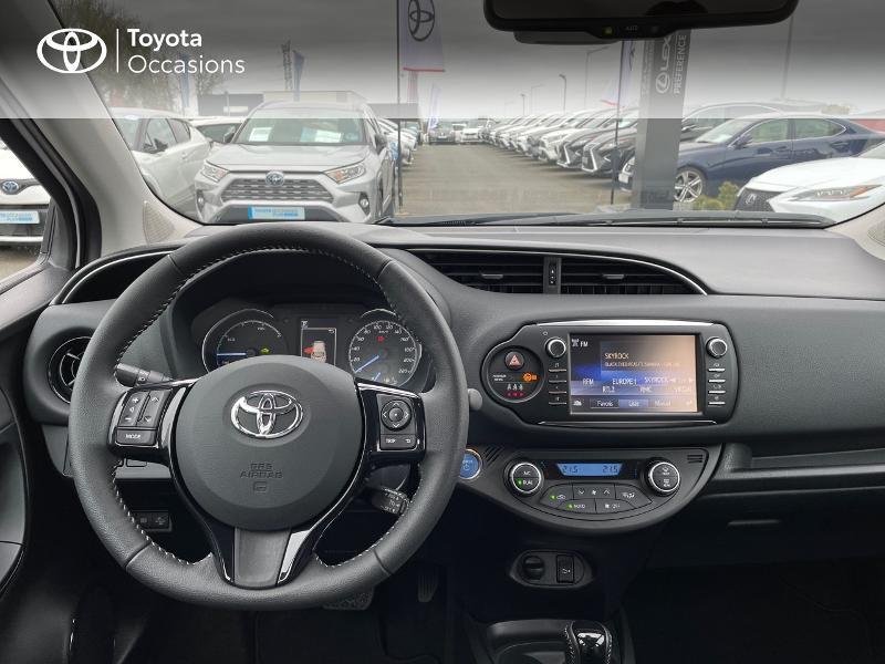 Photo 8 de l'offre de TOYOTA Yaris 100h Dynamic 5p à 15980€ chez Altis - Toyota Vannes