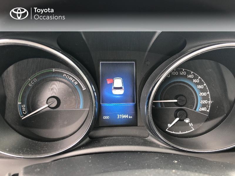 Photo 13 de l'offre de TOYOTA Auris HSD 136h Design RC18 à 18990€ chez Altis - Toyota Vannes