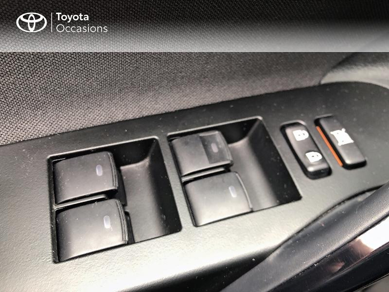 Photo 21 de l'offre de TOYOTA Auris HSD 136h Design RC18 à 18990€ chez Altis - Toyota Vannes