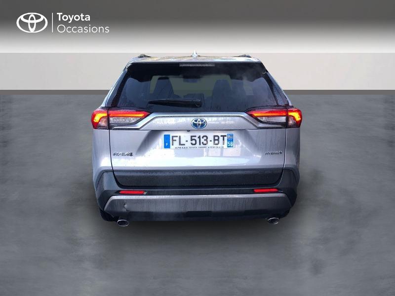 Photo 4 de l'offre de TOYOTA RAV4 Hybride 218ch Dynamic 2WD à 31980€ chez Altis - Toyota Vannes