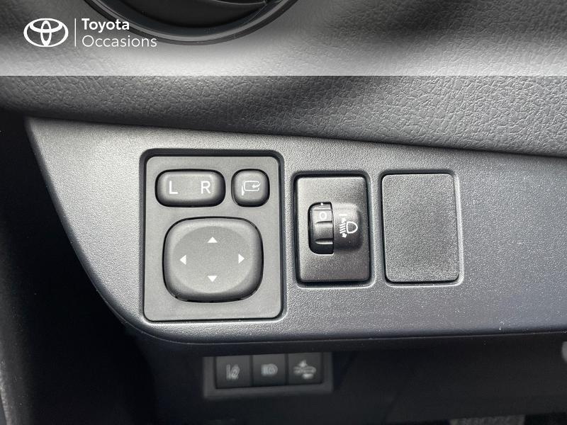 Photo 21 de l'offre de TOYOTA Yaris 100h Dynamic 5p à 15980€ chez Altis - Toyota Vannes