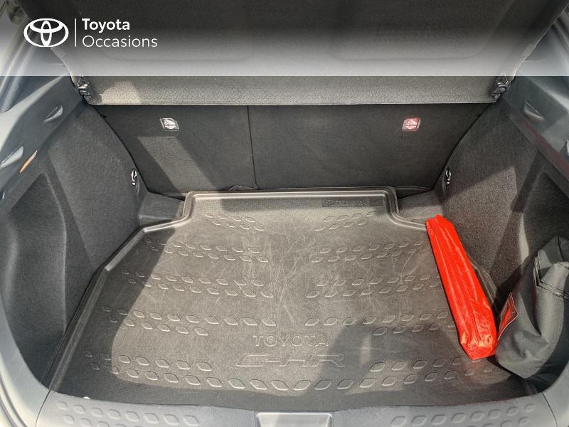 Photo 10 de l'offre de TOYOTA C-HR 122h Edition 2WD E-CVT à 19890€ chez Altis - Toyota Vannes