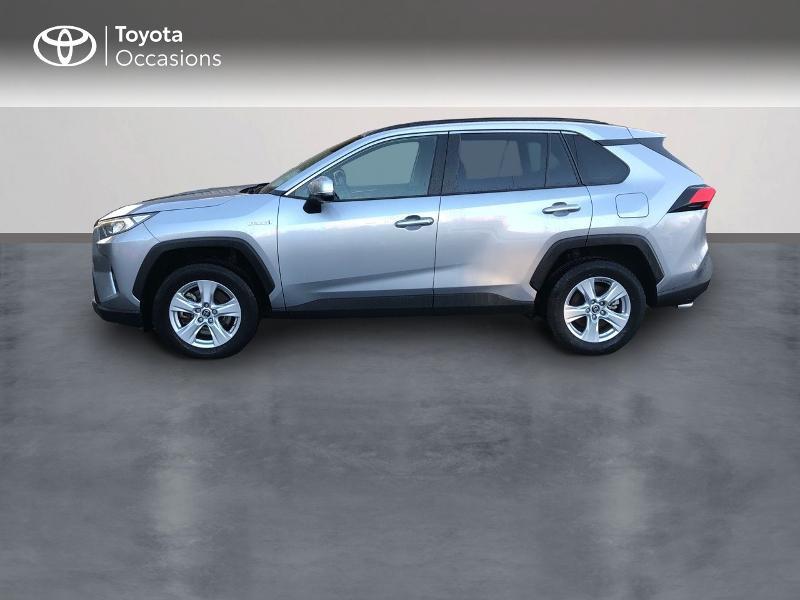 Photo 3 de l'offre de TOYOTA RAV4 Hybride 218ch Dynamic 2WD à 31980€ chez Altis - Toyota Vannes