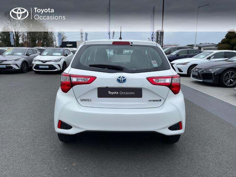 Photo 27 de l'offre de TOYOTA Yaris 100h Dynamic 5p à 15980€ chez Altis - Toyota Vannes