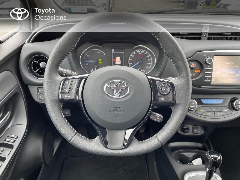 Photo 9 de l'offre de TOYOTA Yaris 100h Dynamic 5p à 15980€ chez Altis - Toyota Vannes