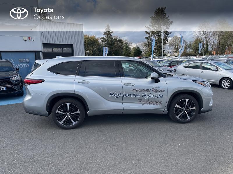 Photo 17 de l'offre de TOYOTA Highlander Hybrid 248ch Lounge AWD-I à 57980€ chez Altis - Toyota Vannes