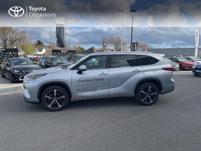 Photo 27 de l'offre de TOYOTA Highlander Hybrid 248ch Lounge AWD-I à 57980€ chez Altis - Toyota Vannes