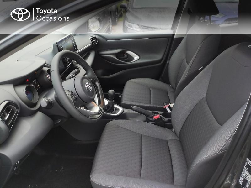 Photo 11 de l'offre de TOYOTA Yaris 120 VVT-i Design 5p à 17990€ chez Altis - Toyota Vannes
