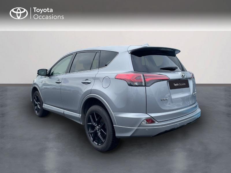 Photo 2 de l'offre de TOYOTA RAV4 197 Hybride Collection 2WD CVT à 27880€ chez Altis - Toyota Vannes