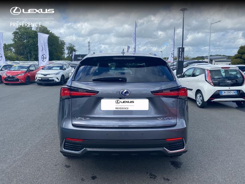 Photo 27 de l'offre de LEXUS NX 300h 2WD Design MY21 à 46890€ chez Altis - Toyota Vannes