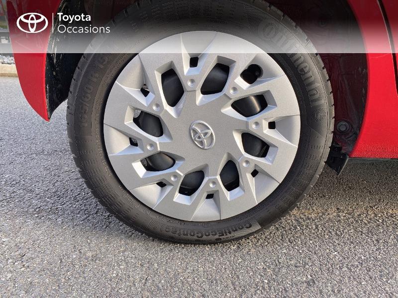 Photo 16 de l'offre de TOYOTA Aygo 1.0 VVT-i 72ch x-play 5p MY20 à 11590€ chez Altis - Toyota Vannes