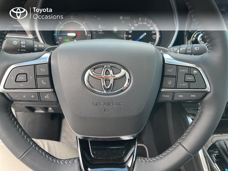 Photo 20 de l'offre de TOYOTA Highlander Hybrid 248ch Lounge AWD-I à 57980€ chez Altis - Toyota Vannes