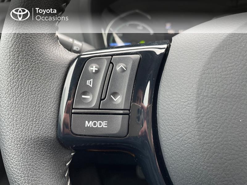 Photo 19 de l'offre de TOYOTA Yaris 100h Dynamic 5p à 15980€ chez Altis - Toyota Vannes