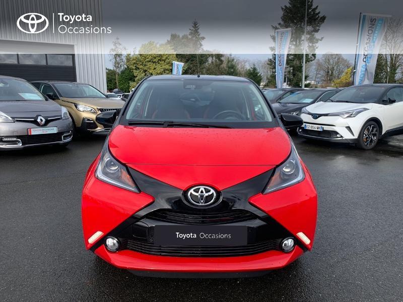 Photo 29 de l'offre de TOYOTA Aygo 1.0 VVT-i 69ch x-cite 4 5p à 9880€ chez Altis - Toyota Vannes