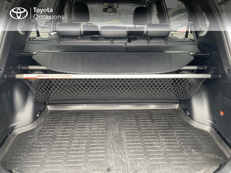 Photo 10 de l'offre de TOYOTA RAV4 197 Hybride Collection 2WD CVT à 27880€ chez Altis - Toyota Vannes