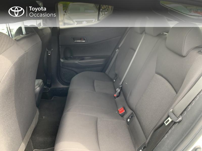 Photo 12 de l'offre de TOYOTA C-HR 122h Edition 2WD E-CVT à 19890€ chez Altis - Toyota Vannes