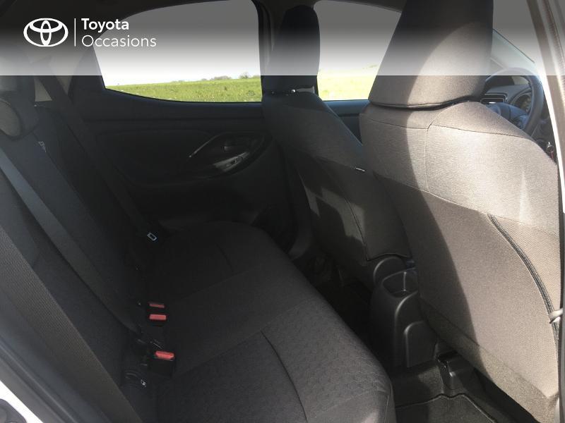 Photo 7 de l'offre de TOYOTA Yaris 70 VVT-i Design 5p à 19250€ chez Altis - Toyota Vannes