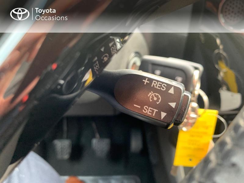 Photo 20 de l'offre de TOYOTA Aygo 1.0 VVT-i 69ch x-cite 4 5p à 9880€ chez Altis - Toyota Vannes