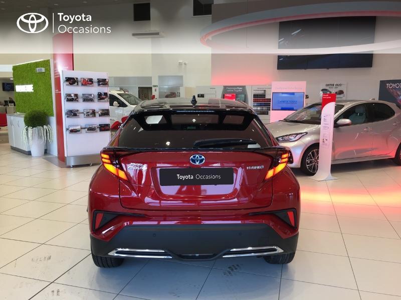 Photo 28 de l'offre de TOYOTA C-HR 184h Collection 2WD E-CVT MY20 à 35490€ chez Altis - Toyota Vannes