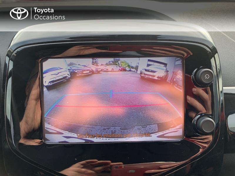 Photo 24 de l'offre de TOYOTA Aygo 1.0 VVT-i 69ch x-cite 4 5p à 9880€ chez Altis - Toyota Vannes