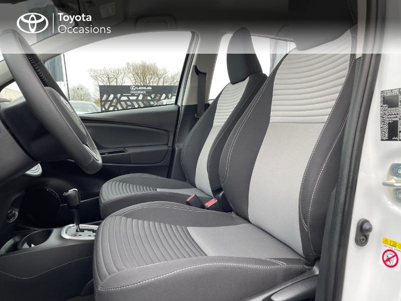 Photo 11 de l'offre de TOYOTA Yaris 100h Dynamic 5p à 15980€ chez Altis - Toyota Vannes
