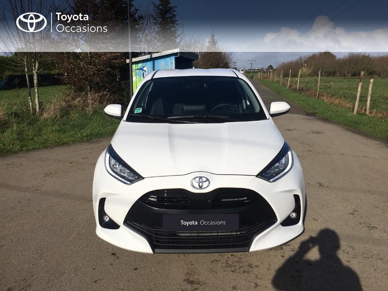 Photo 29 de l'offre de TOYOTA Yaris 70 VVT-i Design 5p à 19250€ chez Altis - Toyota Vannes