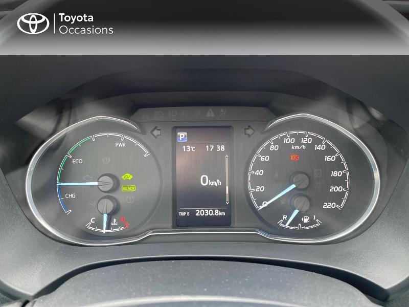 Photo 14 de l'offre de TOYOTA Yaris 100h Dynamic 5p à 15980€ chez Altis - Toyota Vannes