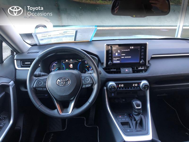 Photo 8 de l'offre de TOYOTA RAV4 Hybride 218ch Dynamic 2WD à 31980€ chez Altis - Toyota Vannes