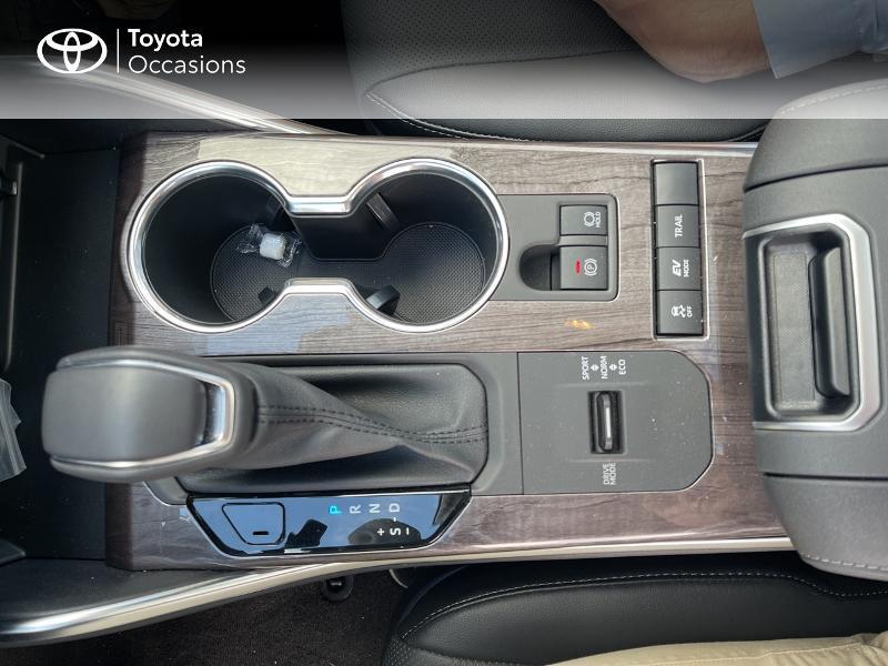 Photo 23 de l'offre de TOYOTA Highlander Hybrid 248ch Lounge AWD-I à 57980€ chez Altis - Toyota Vannes
