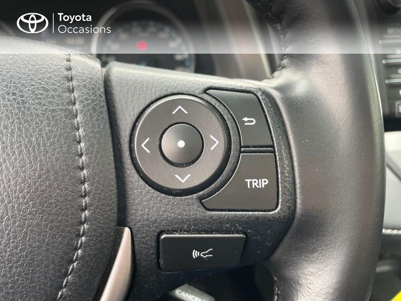 Photo 17 de l'offre de TOYOTA RAV4 197 Hybride Collection 2WD CVT à 27880€ chez Altis - Toyota Vannes