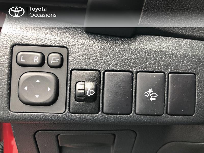 Photo 6 de l'offre de TOYOTA Auris HSD 136h Design RC18 à 18990€ chez Altis - Toyota Vannes