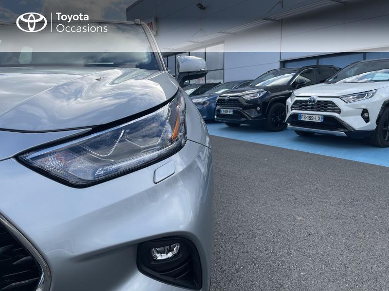 Photo 24 de l'offre de TOYOTA Highlander Hybrid 248ch Lounge AWD-I à 57980€ chez Altis - Toyota Vannes