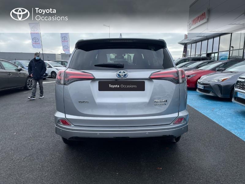 Photo 27 de l'offre de TOYOTA RAV4 197 Hybride Collection 2WD CVT à 27880€ chez Altis - Toyota Vannes