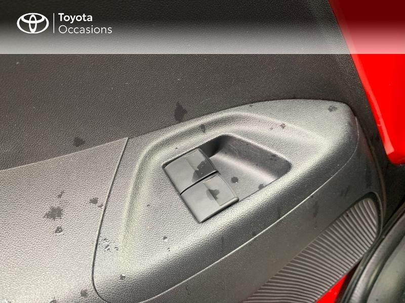 Photo 21 de l'offre de TOYOTA Aygo 1.0 VVT-i 69ch x-cite 4 5p à 9880€ chez Altis - Toyota Vannes