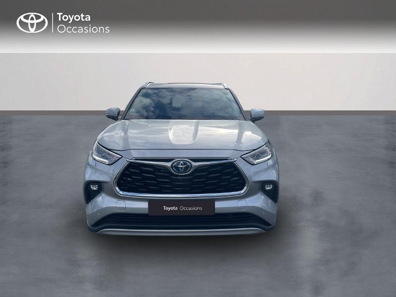 Photo 5 de l'offre de TOYOTA Highlander Hybrid 248ch Lounge AWD-I à 57980€ chez Altis - Toyota Vannes