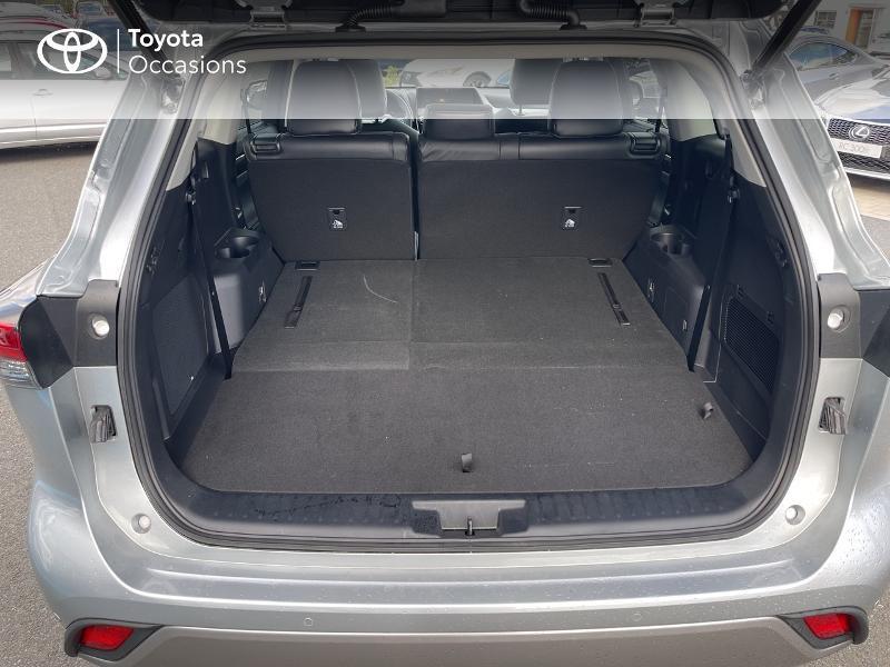 Photo 10 de l'offre de TOYOTA Highlander Hybrid 248ch Lounge AWD-I à 57980€ chez Altis - Toyota Vannes