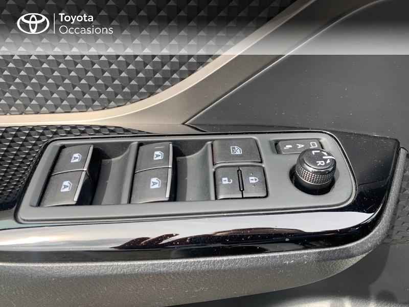 Photo 21 de l'offre de TOYOTA C-HR 122h Edition 2WD E-CVT à 19890€ chez Altis - Toyota Vannes