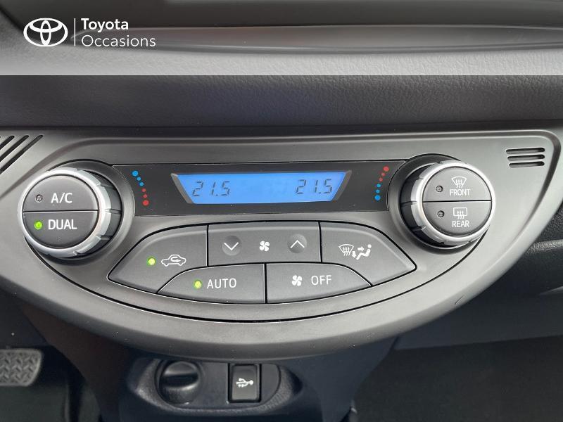 Photo 17 de l'offre de TOYOTA Yaris 100h Dynamic 5p à 15980€ chez Altis - Toyota Vannes