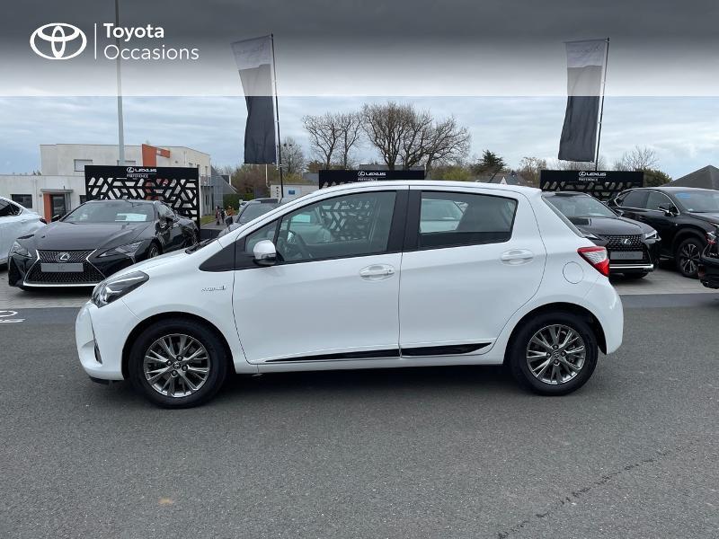 Photo 26 de l'offre de TOYOTA Yaris 100h Dynamic 5p à 15980€ chez Altis - Toyota Vannes