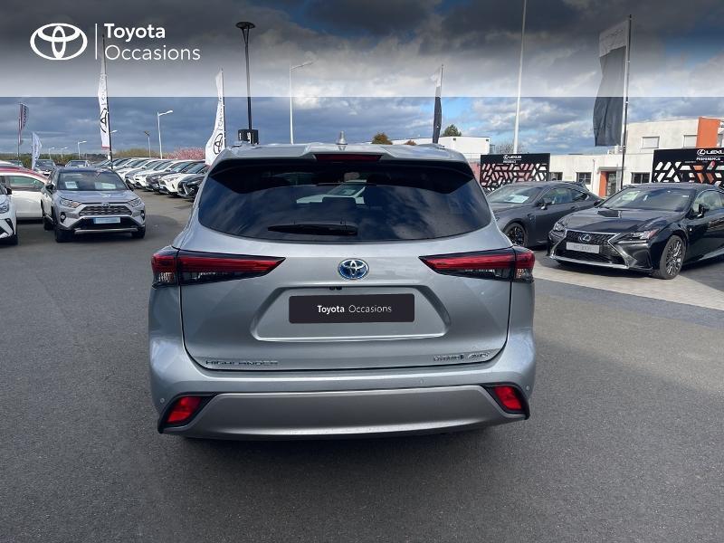 Photo 28 de l'offre de TOYOTA Highlander Hybrid 248ch Lounge AWD-I à 57980€ chez Altis - Toyota Vannes
